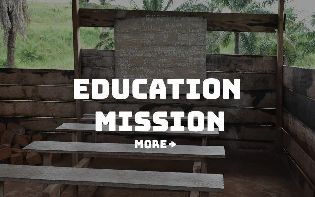 Congo Foundation - education mission