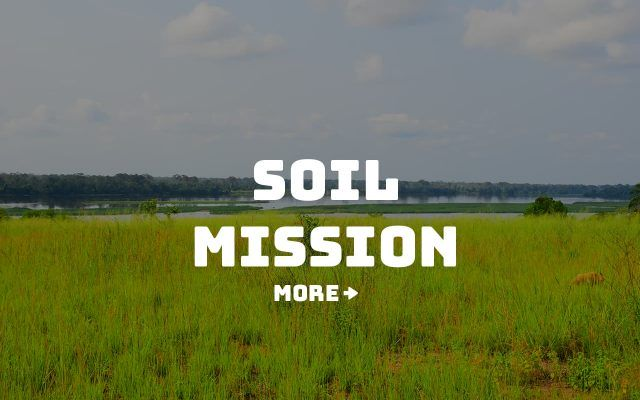 Congo Foundation - soil mission