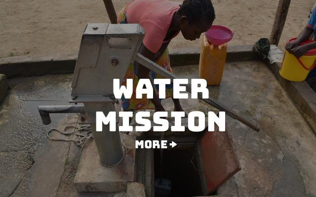 Congo Foundation - water mission